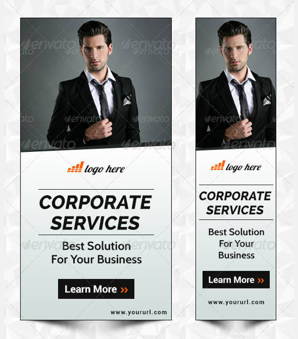 Corporate Marketing Banner