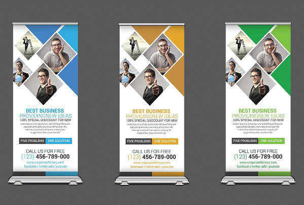 Corporate Outdoor Banner