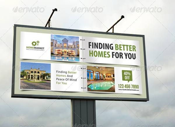 Corporate Real Estate Outdoor Banner