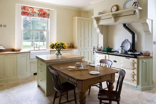 Country Farmhouse Kitchen