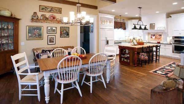 10+ Country Kitchen Designs, Ideas   Design Trends - Premium PSD ...