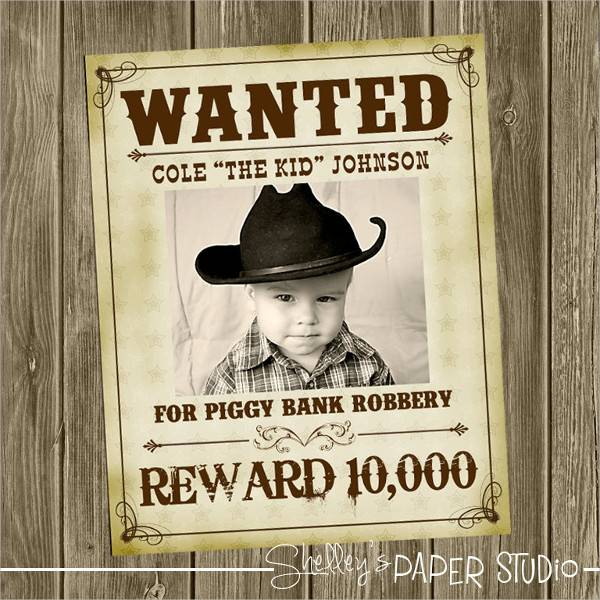 Wanted poster design design trends premium psd vector for Wanted pirate poster template