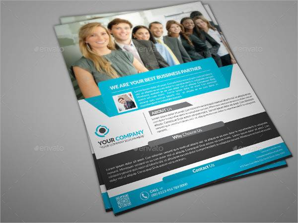 Creative Professional Business Flyer