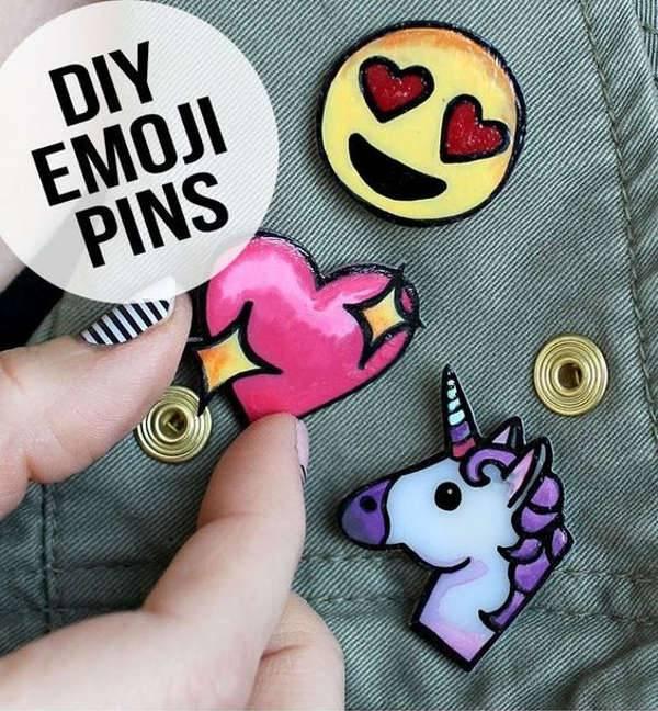 DIY Lapel Pins