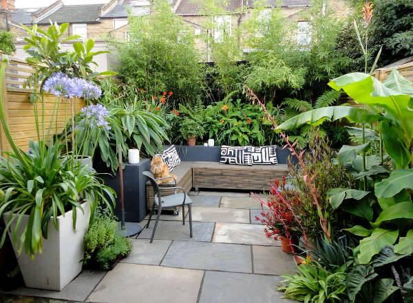 diy small garden design