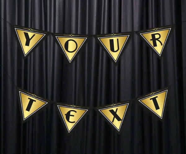 Diy Graduation Party Banner