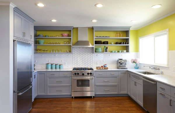 diy kitchen decorating idea