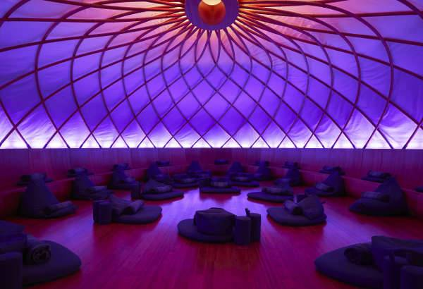 dome meditation centre