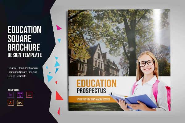 Education Square Prospectus Brochure