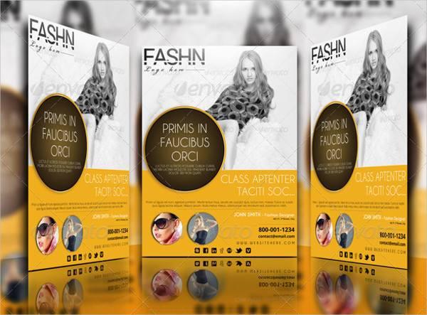 Elegant Fashion Flyer