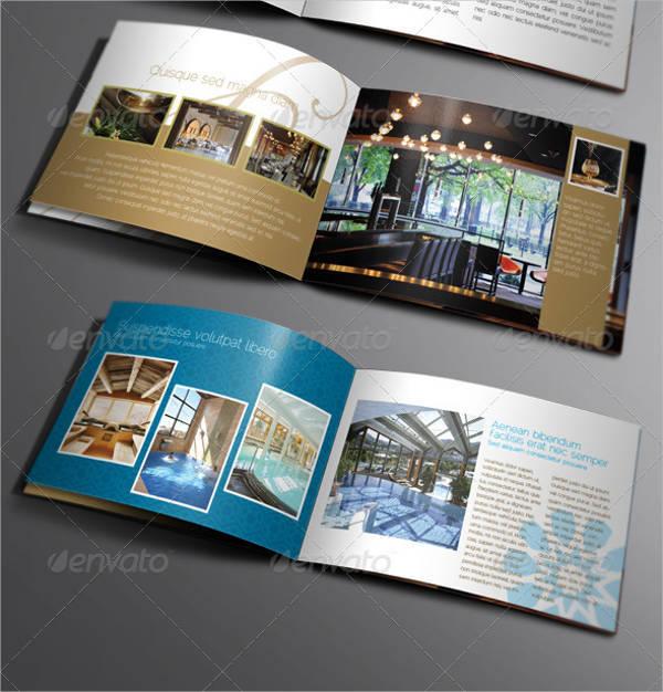 Elegant Hotel Brochure