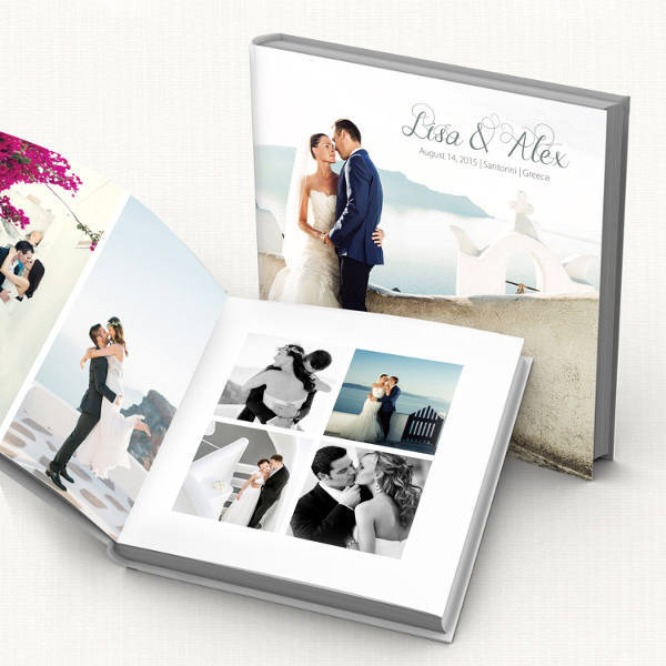 Elegant Photo Album Design