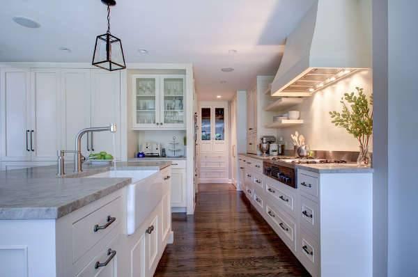farmhouse kitchen floor idea