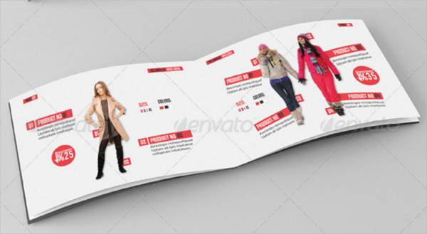 Fashion Brochure A5