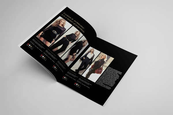 Fashion Brochure Template