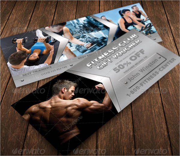 Fitness Club Voucher