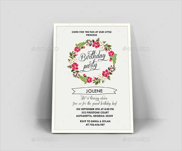 Floral-Birthday-Invitation-Card1