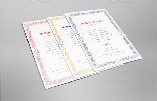 Formal Event Party Invitation