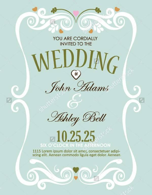 42 formal invitation design design trends premium psd vector formal wedding invitation card stopboris Images