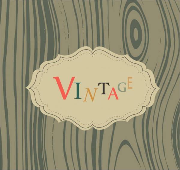 free vintage wood texture