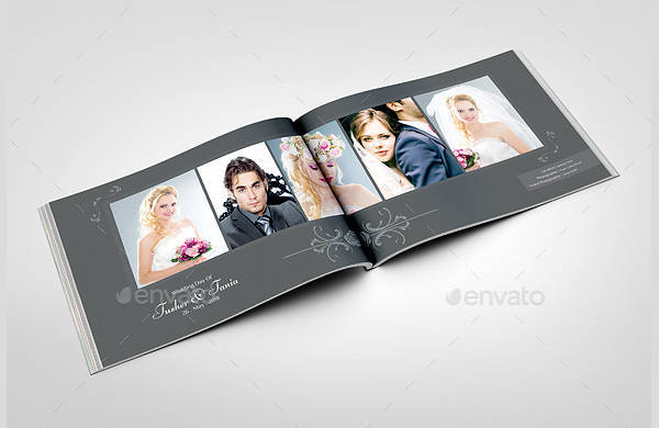 Fresh Photo Album Design