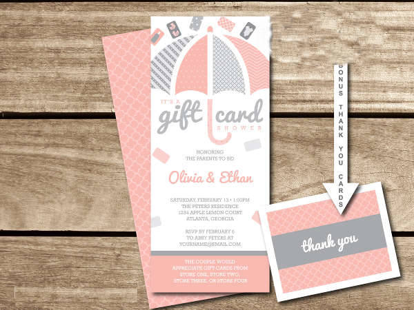 gift card shower invitation1