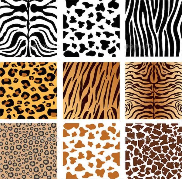 High Resolution Animal Print Pattern