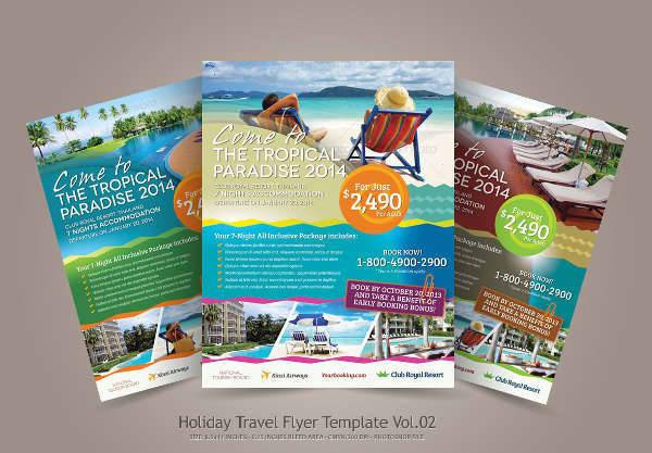 Travel Flyer Designs Design Trends Premium Psd Vector Downloads