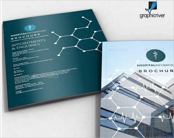 Hospital General Information & service Brochure