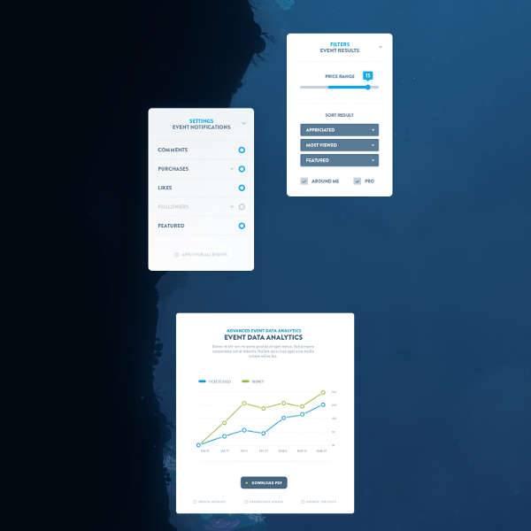 html5 mobile ui kit