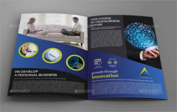 IT Bi-fold Company Brochure