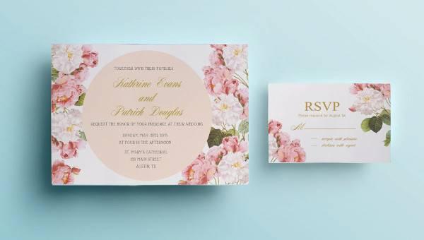 41 Invitation Card Designs Psd Word Ai Design Trends