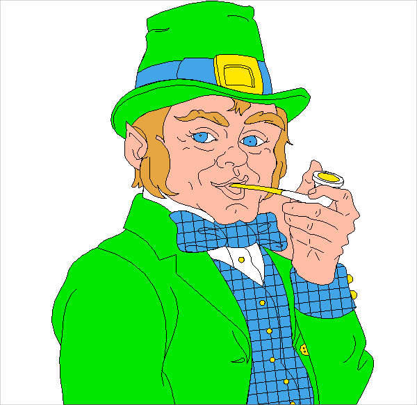 Ireland First's Free St. Patrick's Day Clip Art