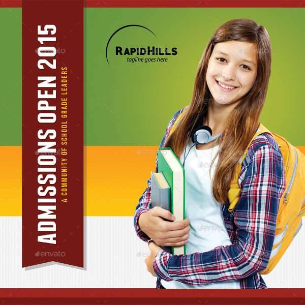 Junior School Square Brochure