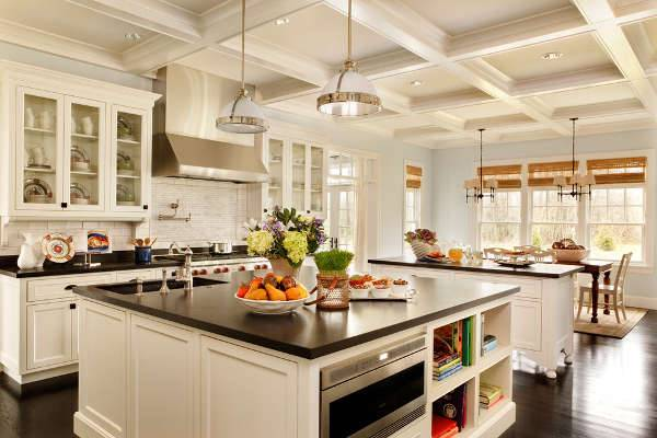 kitchen countertop decorating idea