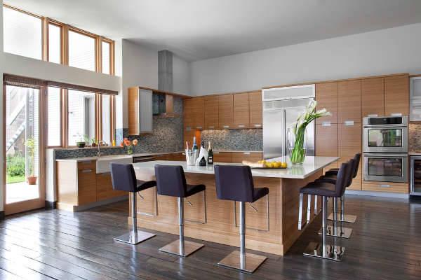 l shaped galley kitchen design