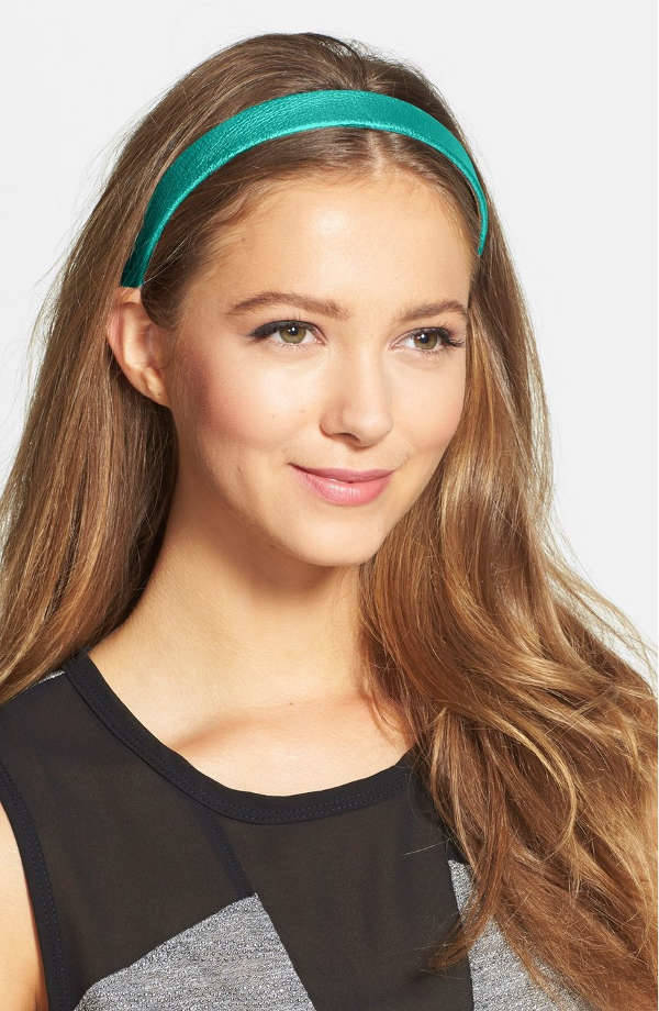 L. Erickson Leather Headband