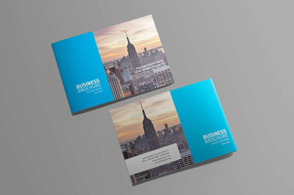 Landscape Company Brochure Design