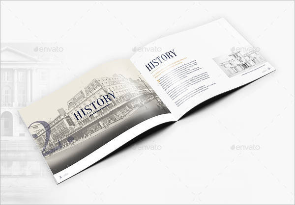 Landscape Luxury Real Estate Brochure