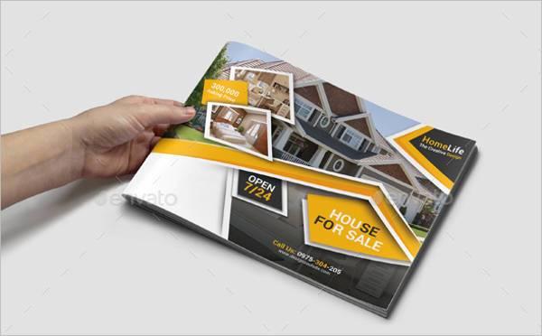 Landscape Real Estate Brochure