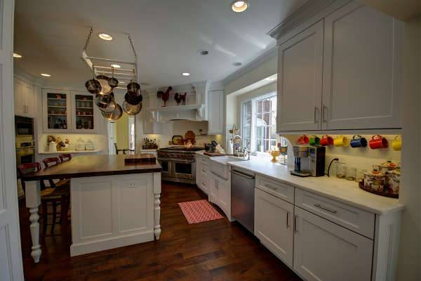 large farmhouse kitchen design