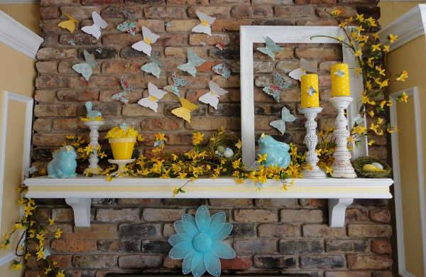 Make-Over the Mantel