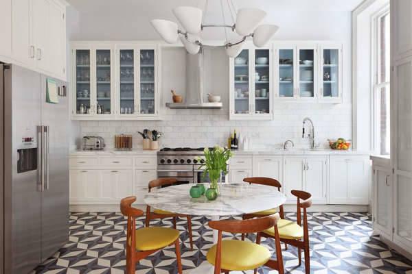Mid Century Tiles