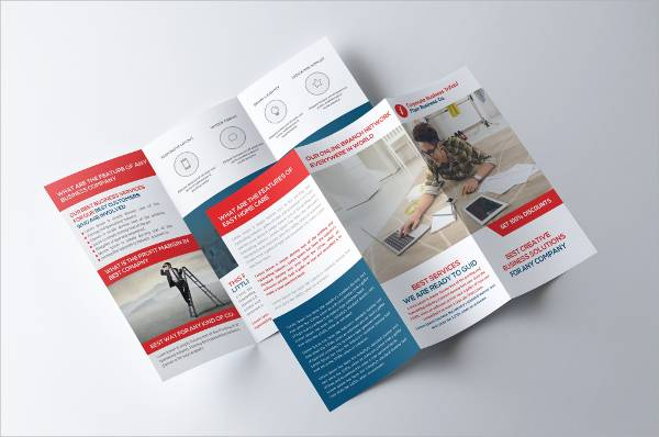 Minimal Multipurpose Business Brochure