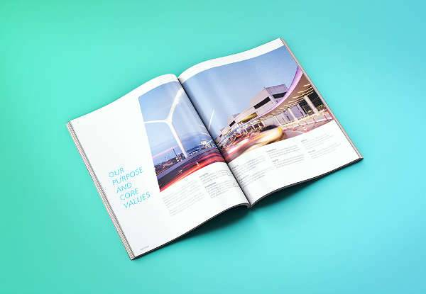 Modern Architecture Company Brochure