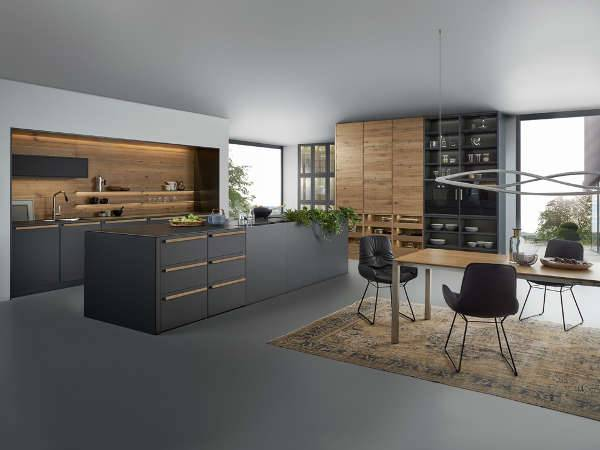 Modern Kitchen Decorating Idea