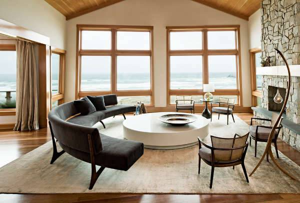 Modern Round Coffee Table Designs