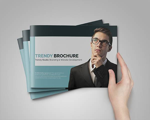 Multipurpose A5 Business Brochure