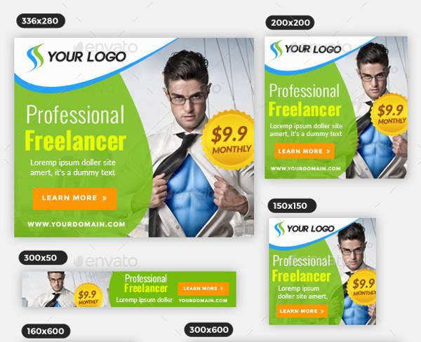 multipurpose corporate banner ad6