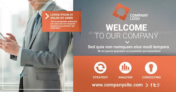 multipurpose corporate facebook banner